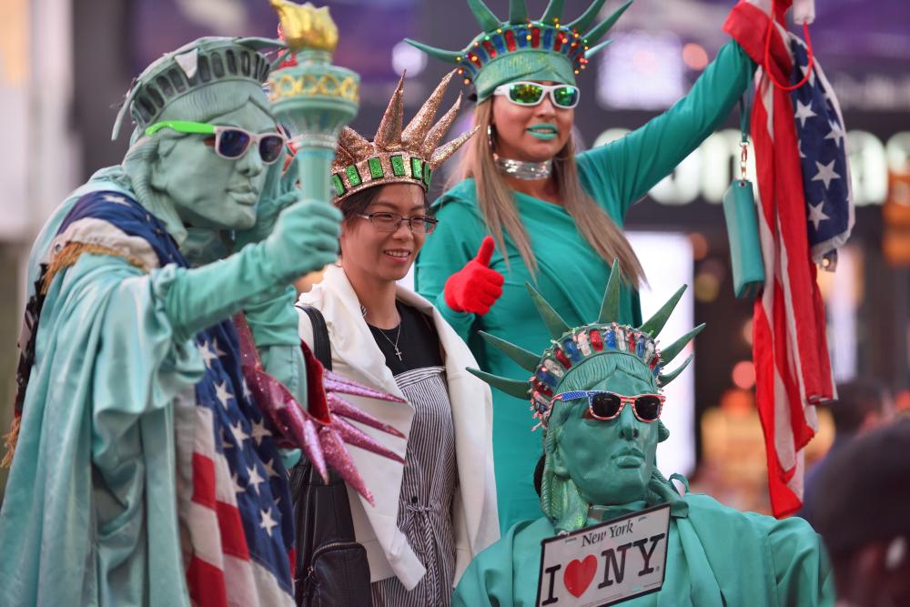 Costume da Statua della Libertà