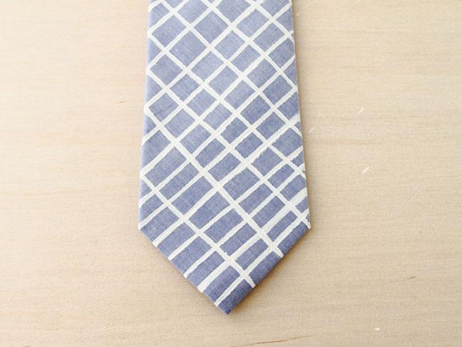 cravatta dipinta
