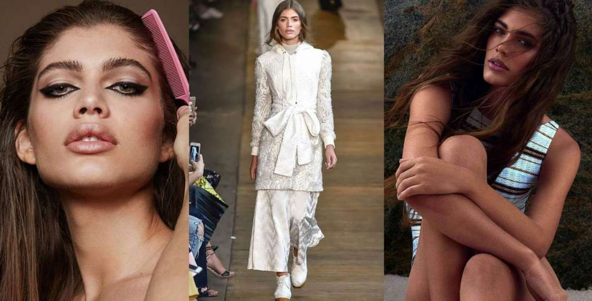 Valentina Sampaio, la prima modella transgender in copertina per Vogue Paris [FOTO]