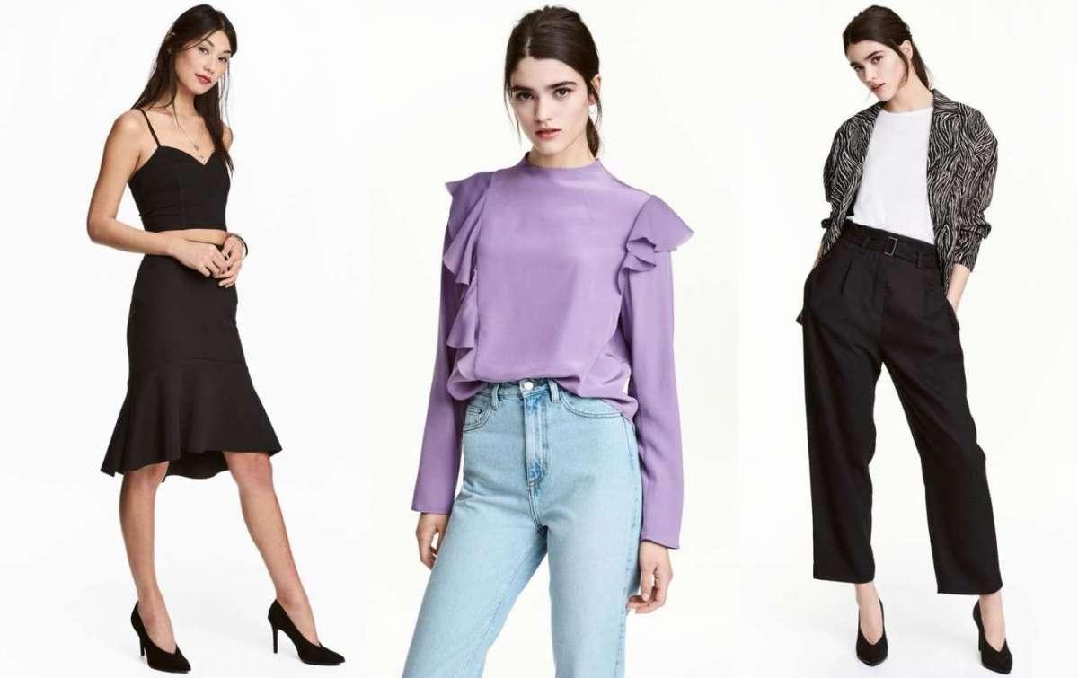 H&M, la collezione di abbigliamento Primavera/Estate 2017 [FOTO]