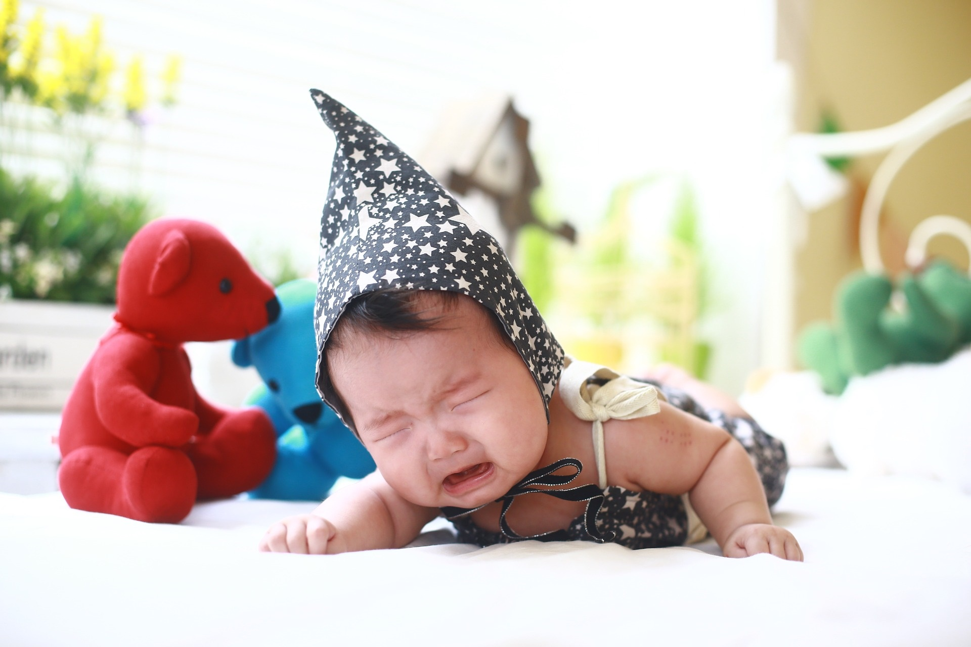 Mal di pancia nei bambini: rimedi naturali ed efficaci