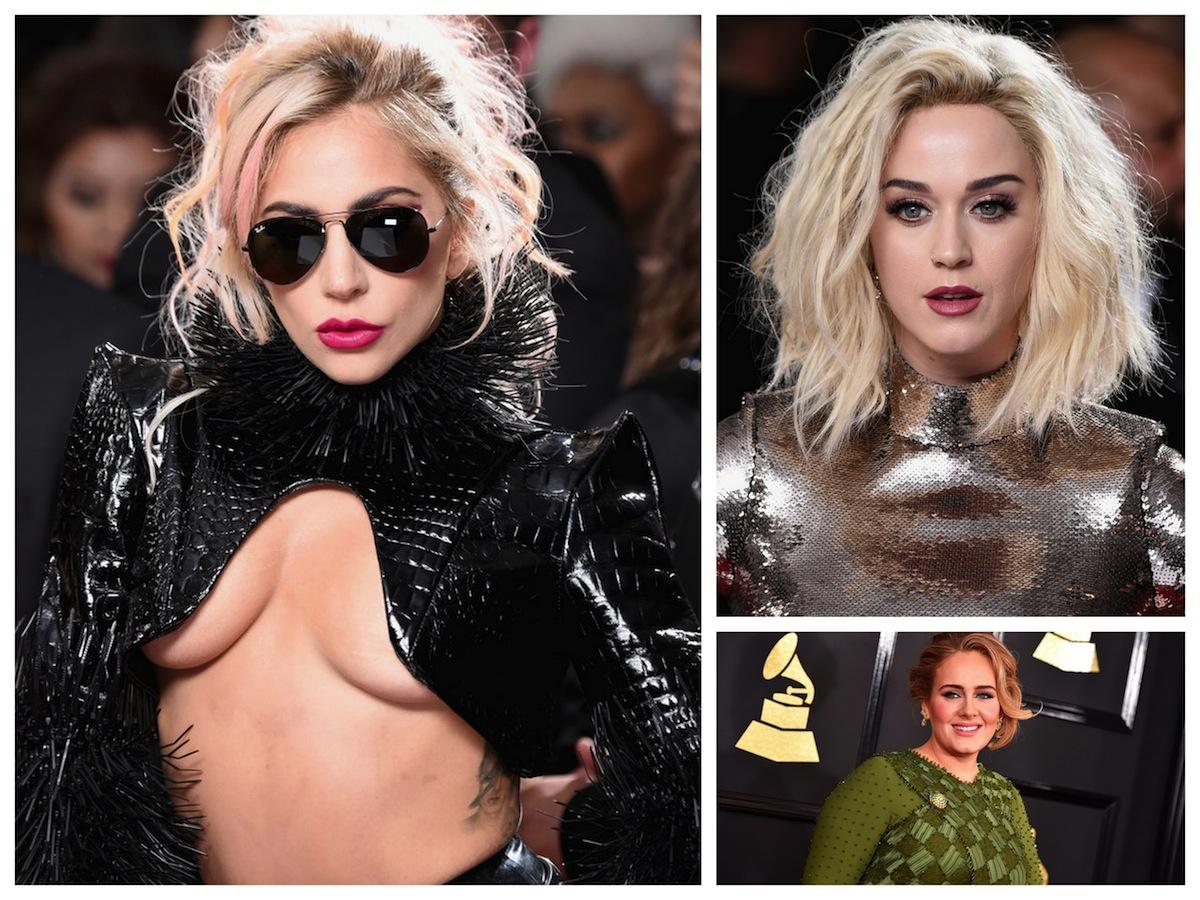 quale beauty look delle star ai grammy awards 2017 preferisci