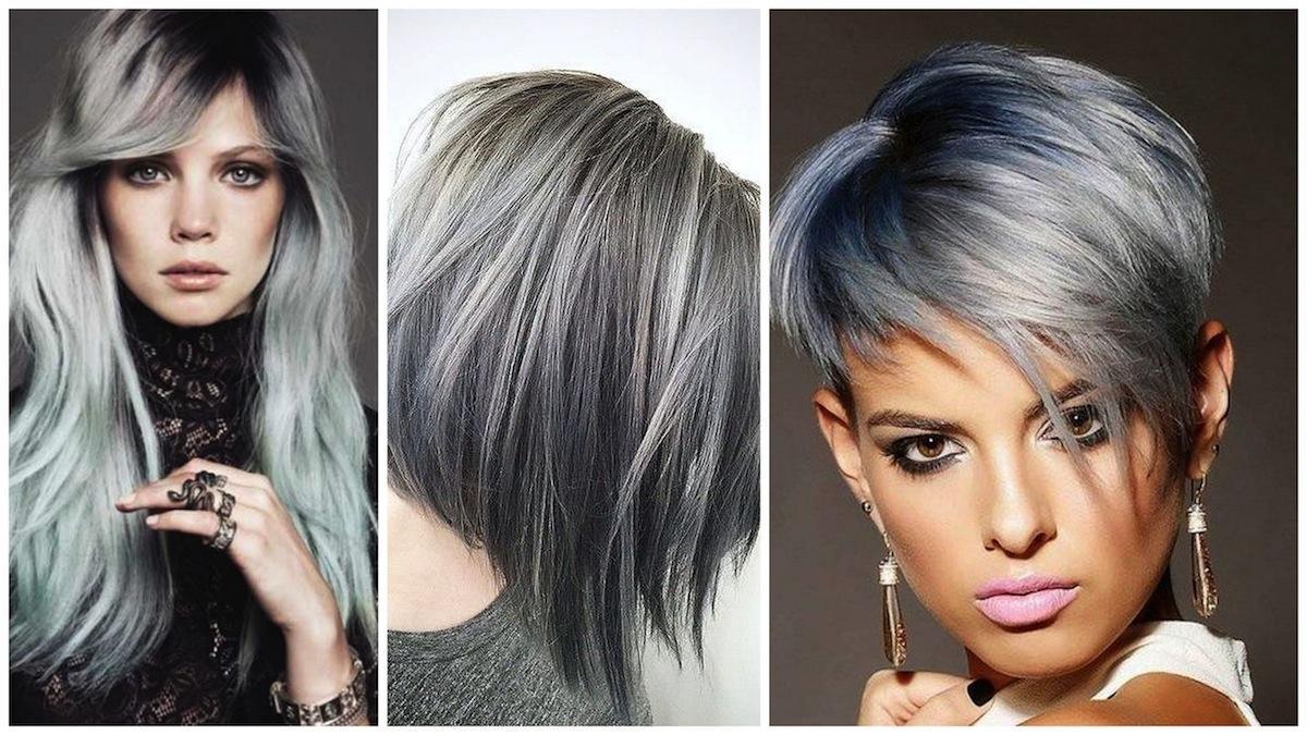 Tinta per capelli color argento