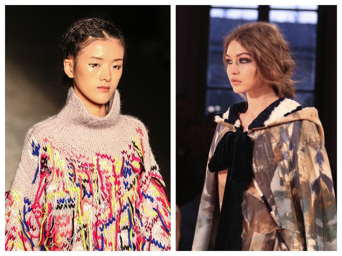 tendenze make up settimana della moda di milano