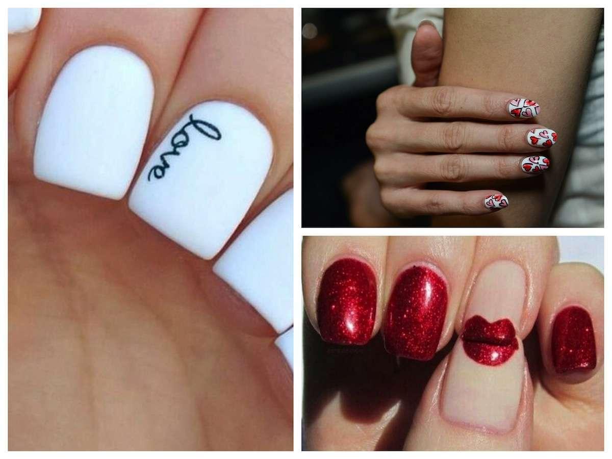 Unghie per San Valentino le manicure più belle ed eleganti