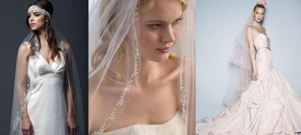 Veli da sposa 2017: i modelli più eleganti e le nuove tendenze [FOTO]