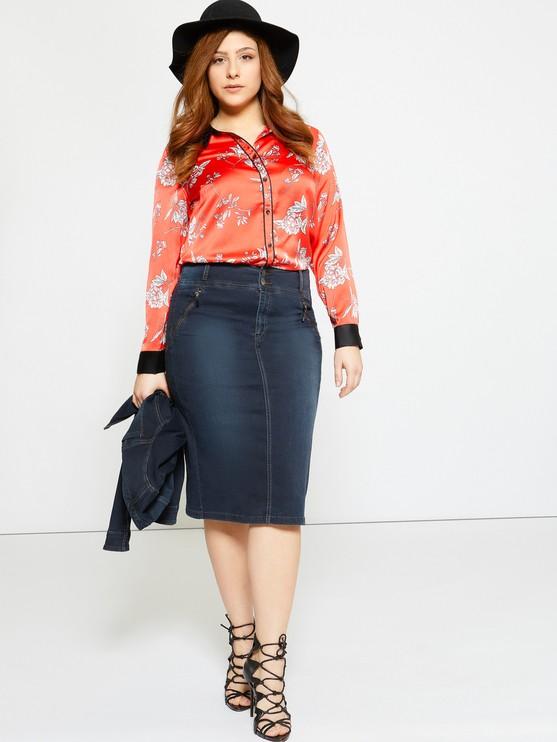 Abbigliamento per donne formose Fiorella Rubino