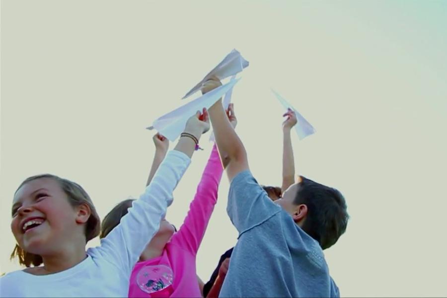 Aeroplanini di carta: come farli e i modelli da copiare