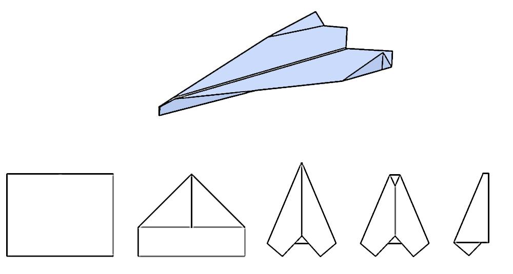 Aeroplanini di carta2