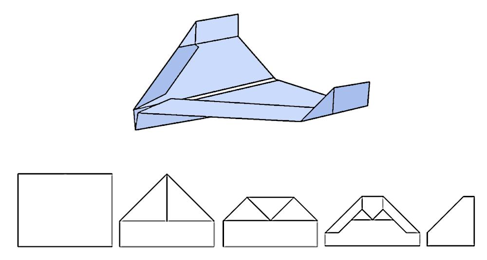 Aeroplanini di carta3