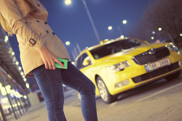 Aeroporto taxi