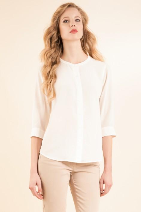 Camicia di crepe Luisa Spagnoli
