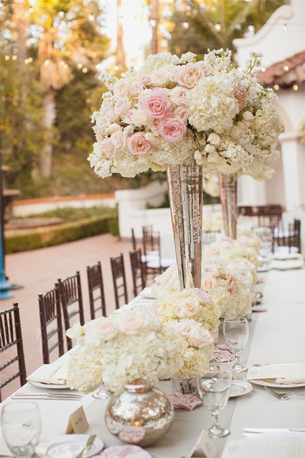 Decorazioni per nozze all'aperto