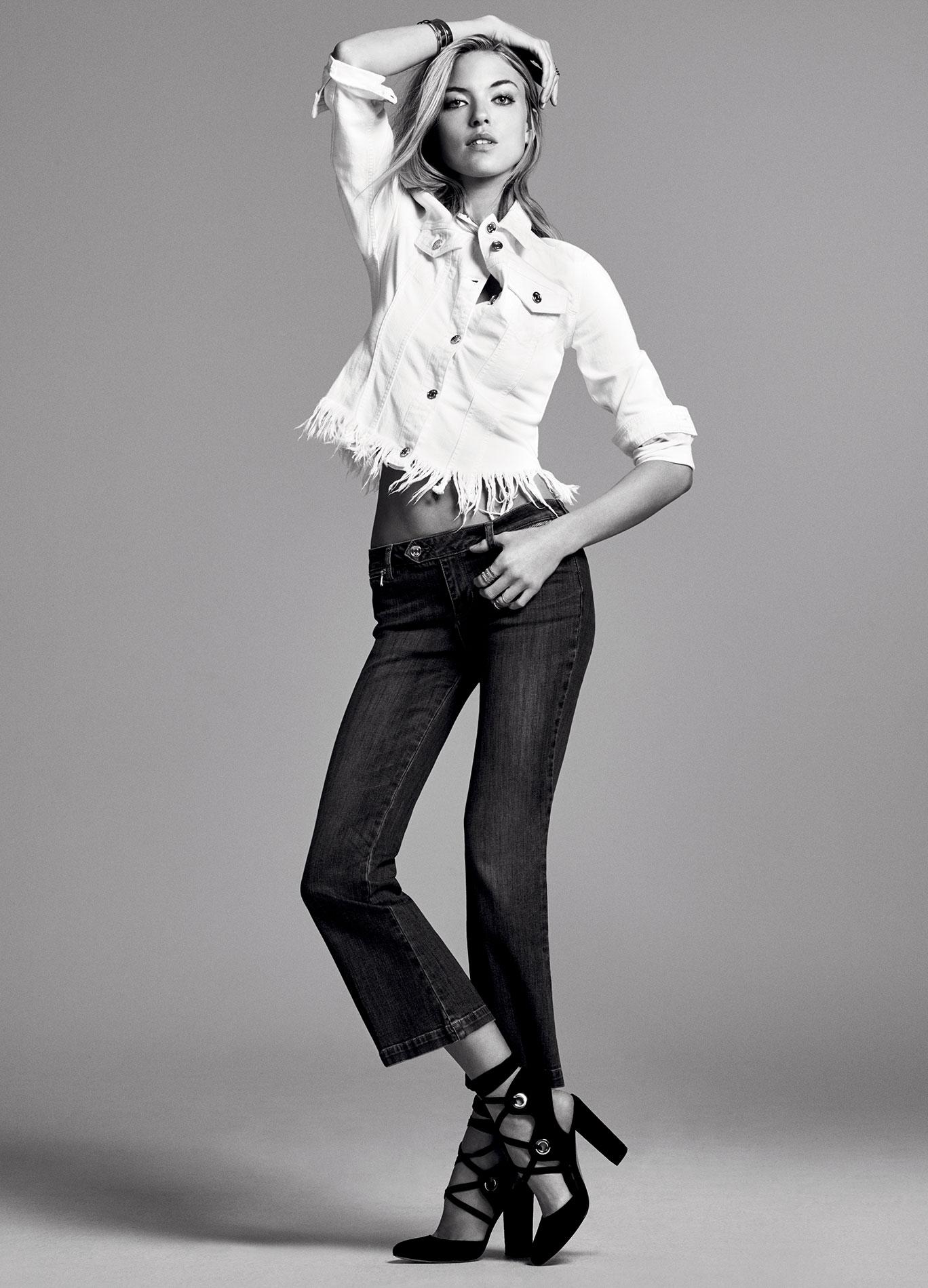Jeans a zampa Liu Jo