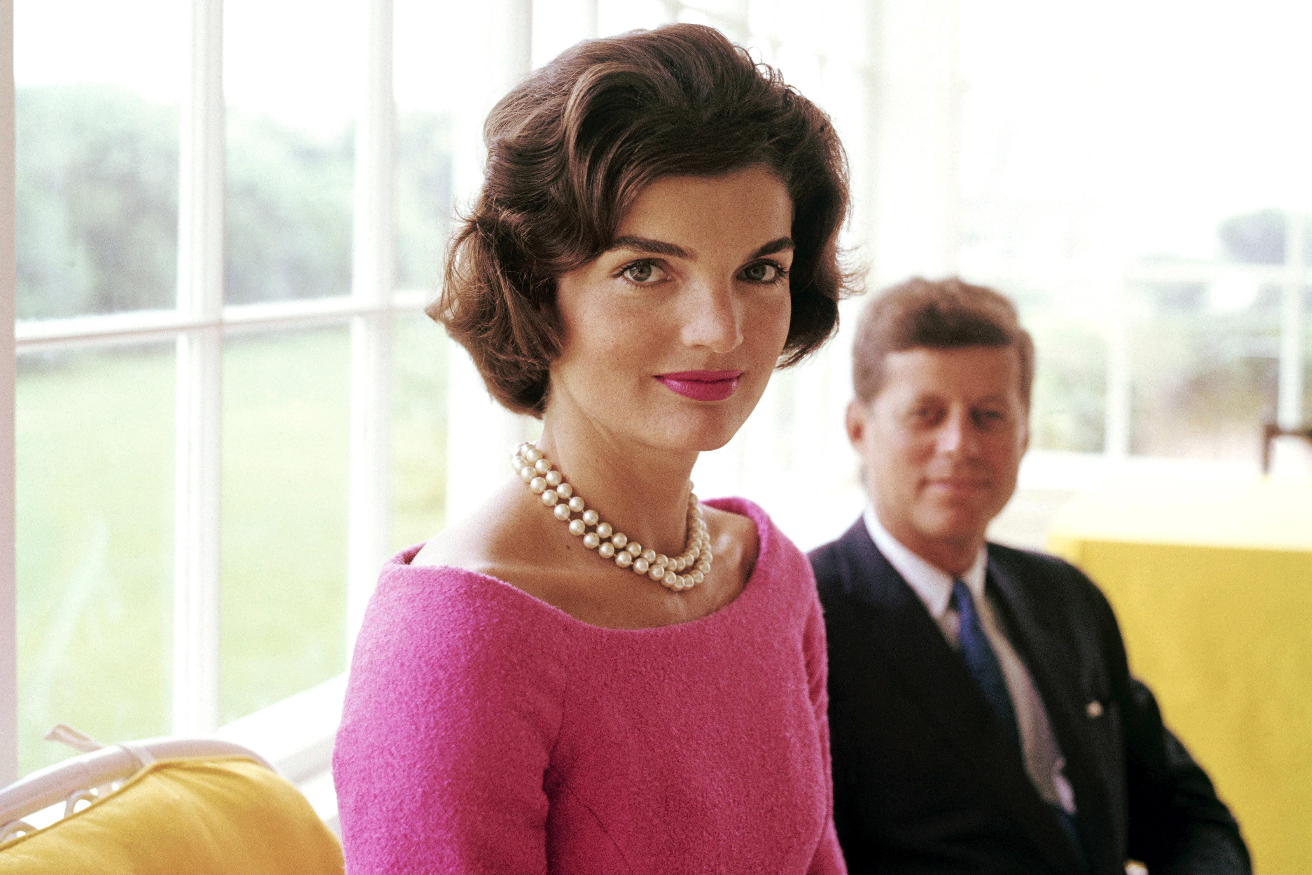 Le sopracciglia di Jackie Kennedy