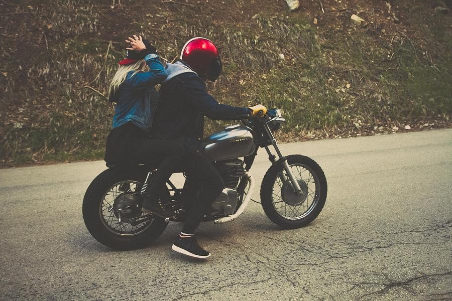 Moto coppia