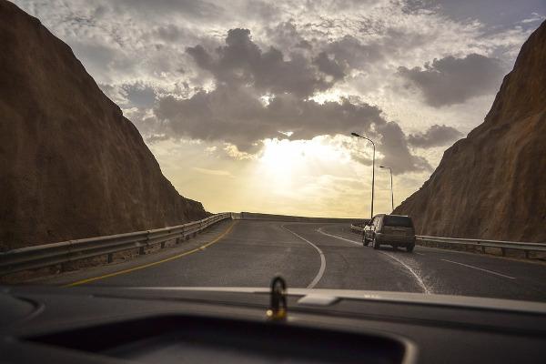 Oman strada