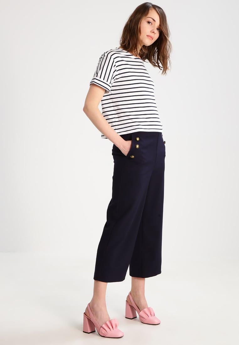 Pantaloni culotte a vita alta New Look