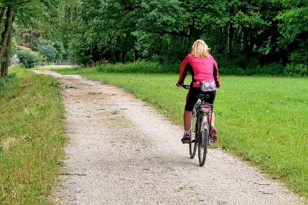 Parco biciletta