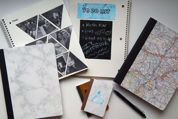 Quaderno foto