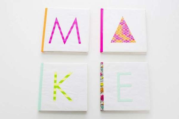 Quaderno lettere