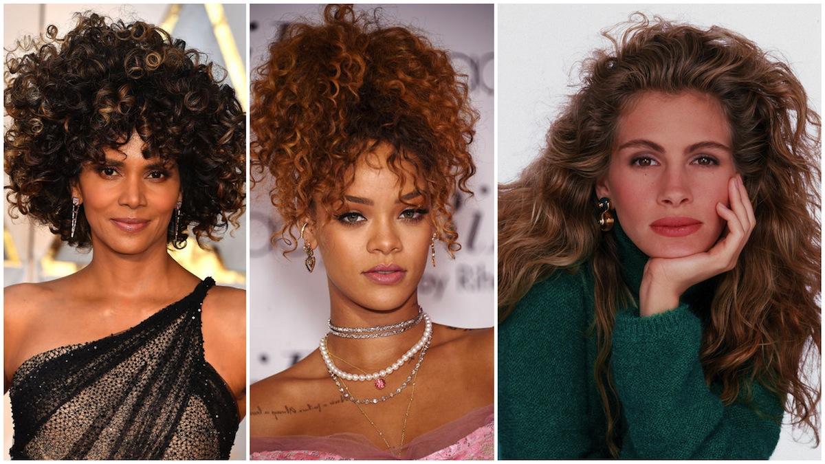 Quale star con i capelli ricci preferisci?
