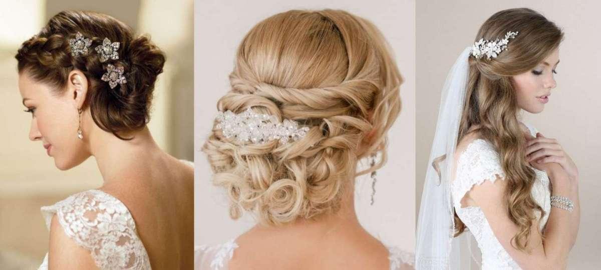 Acconciature da sposa con fermaglio tra i capelli: le idee più femminili [FOTO]