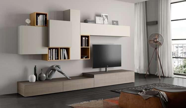 Piccole Pareti Attrezzate Moderne.Decorazione Casa Pareti Tv Moderne Parete Attrezzata