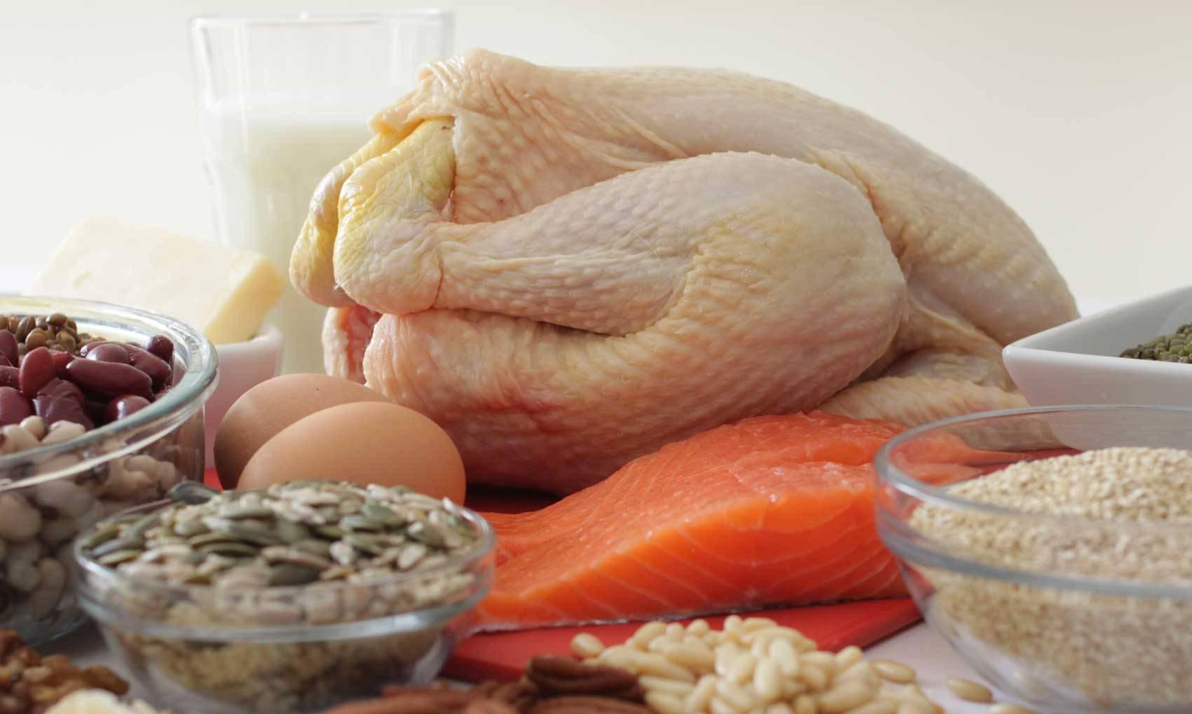 cibi proteici: la lista dei 15 alimenti più ricchi di proteine