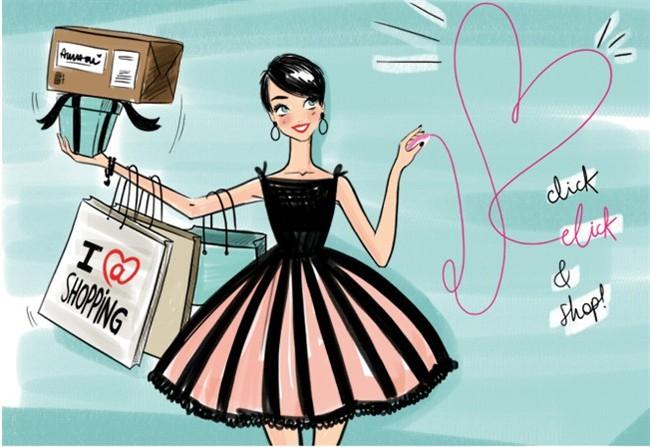 convertire la taglia shopping online