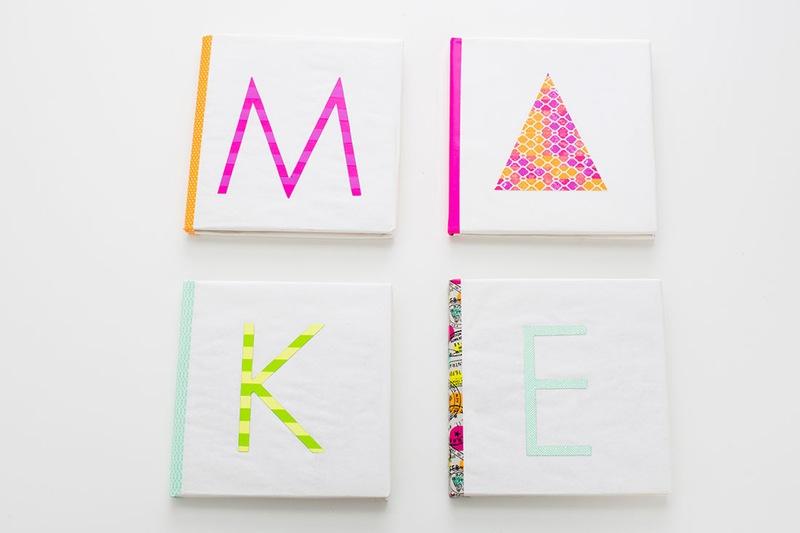 copertine con lettere