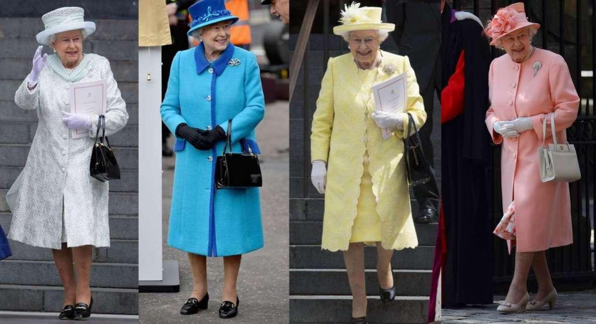 Regina Elisabetta II: i look più belli di sempre [FOTO]