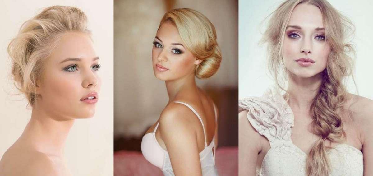 Trucco per la sposa bionda: le idee più raffinate [FOTO]