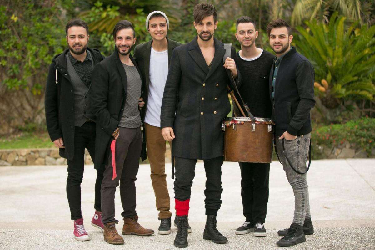La band ascolana La Rua