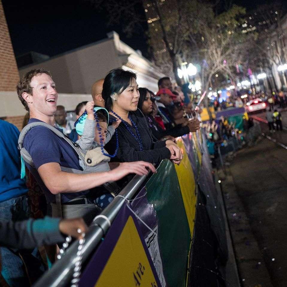 Mark Zuckerberg di nuovo papà: un'altra bimba per il patron di Facebook [FOTO]