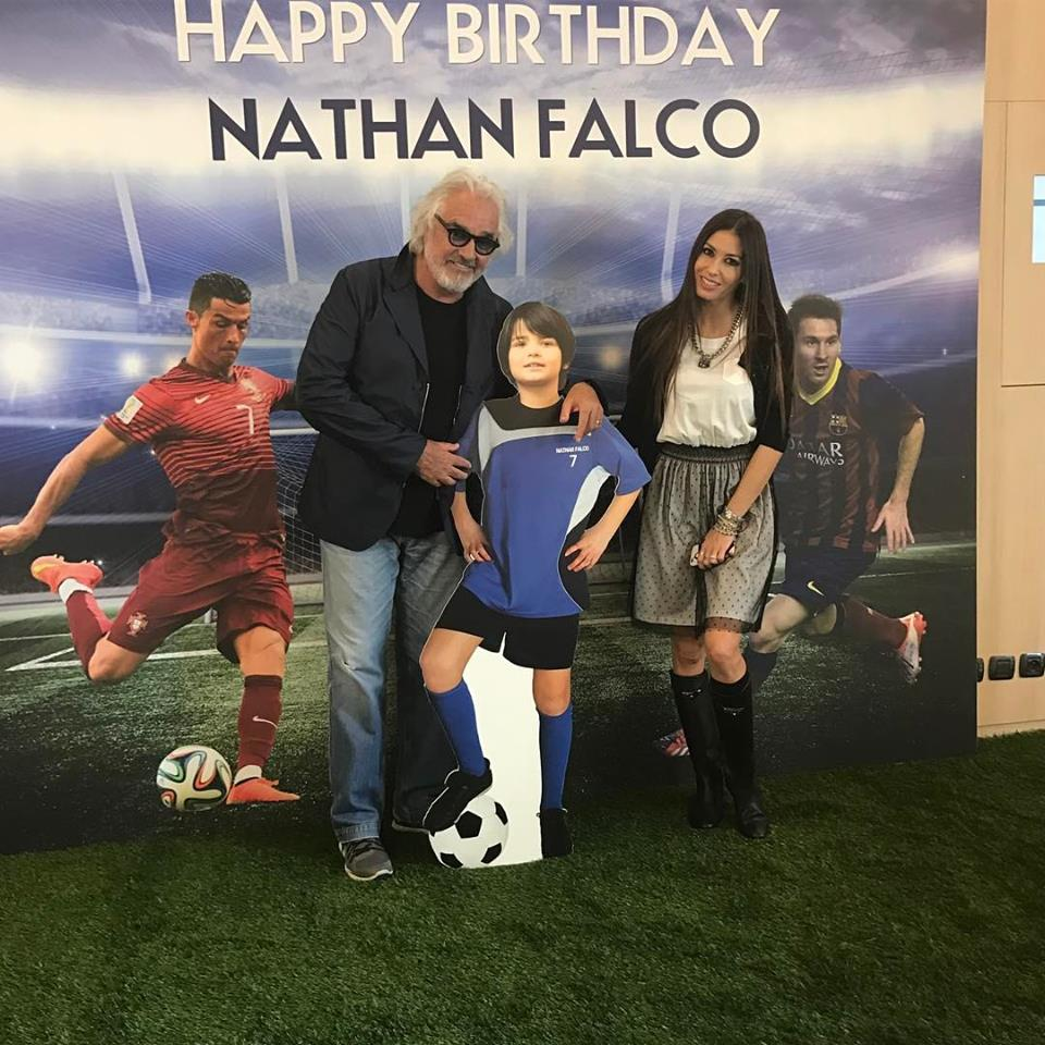 nathan falco compleanno