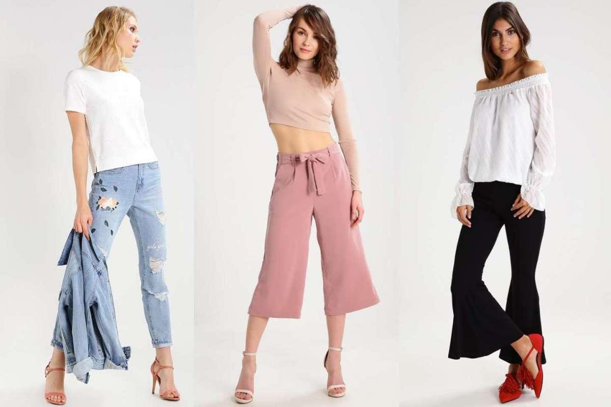 43cf500916afe5 Pantaloni a vita alta Primavera/Estate 2017, i modelli di tendenza [FOTO]