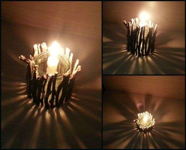 Lanterne Da Giardino Fai Da Te : Portacandele fai da te le idee originali pourfemme