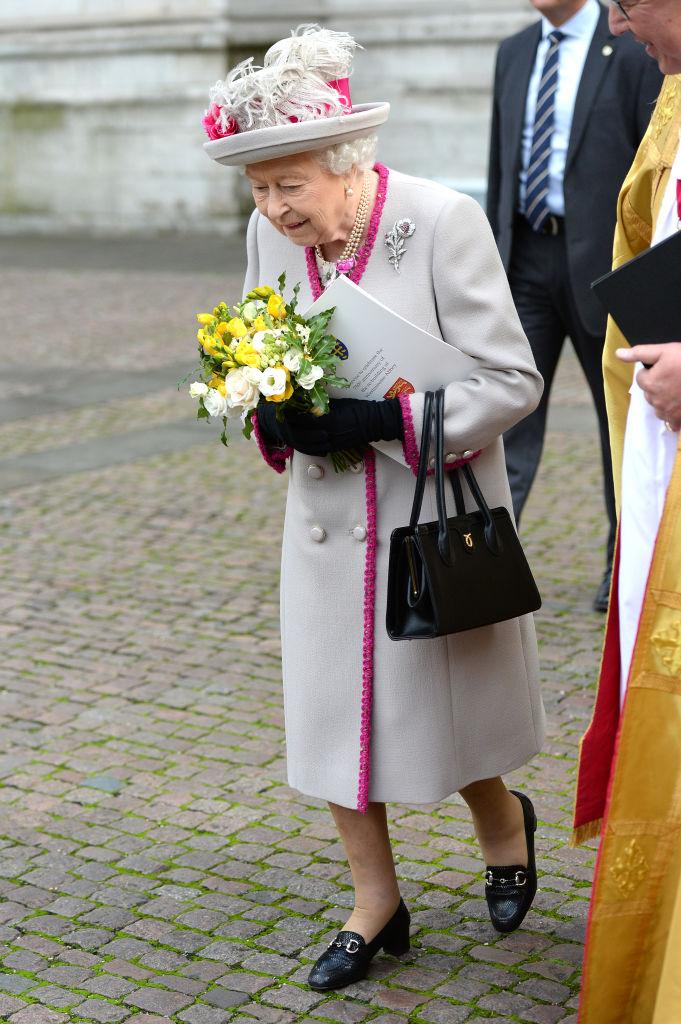 La Regina all'anniversario per i 750 anni dell'Abbazia di Westminster