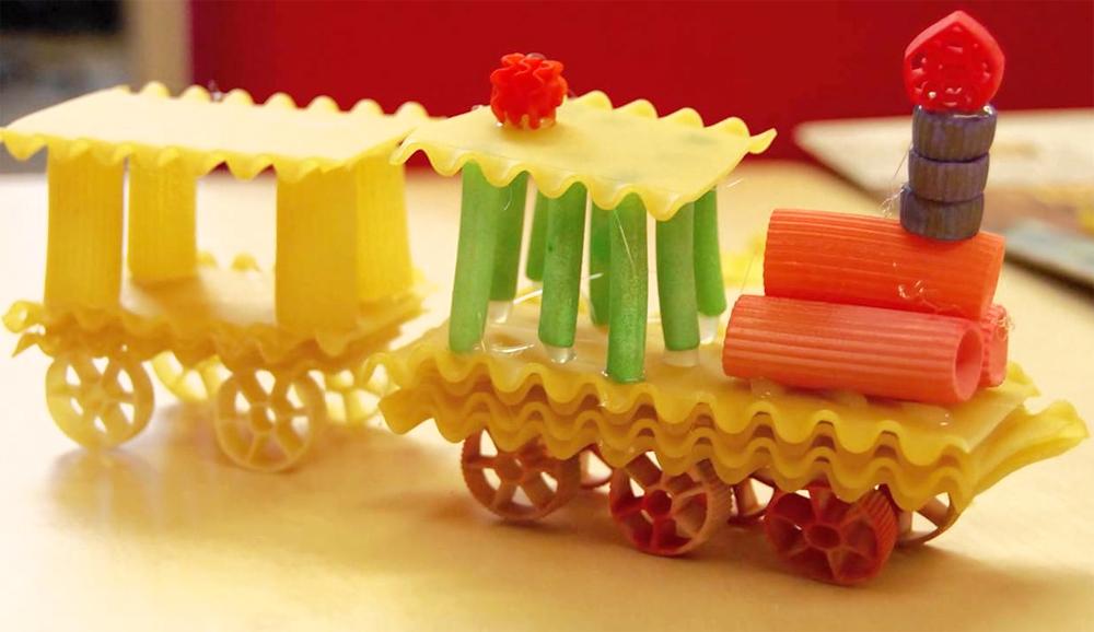 sculture pasta