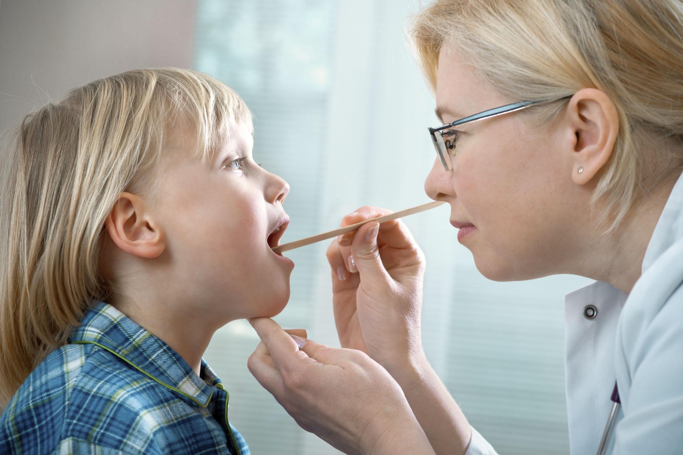 Streptococco nei bambini: sintomi, contagio e terapia