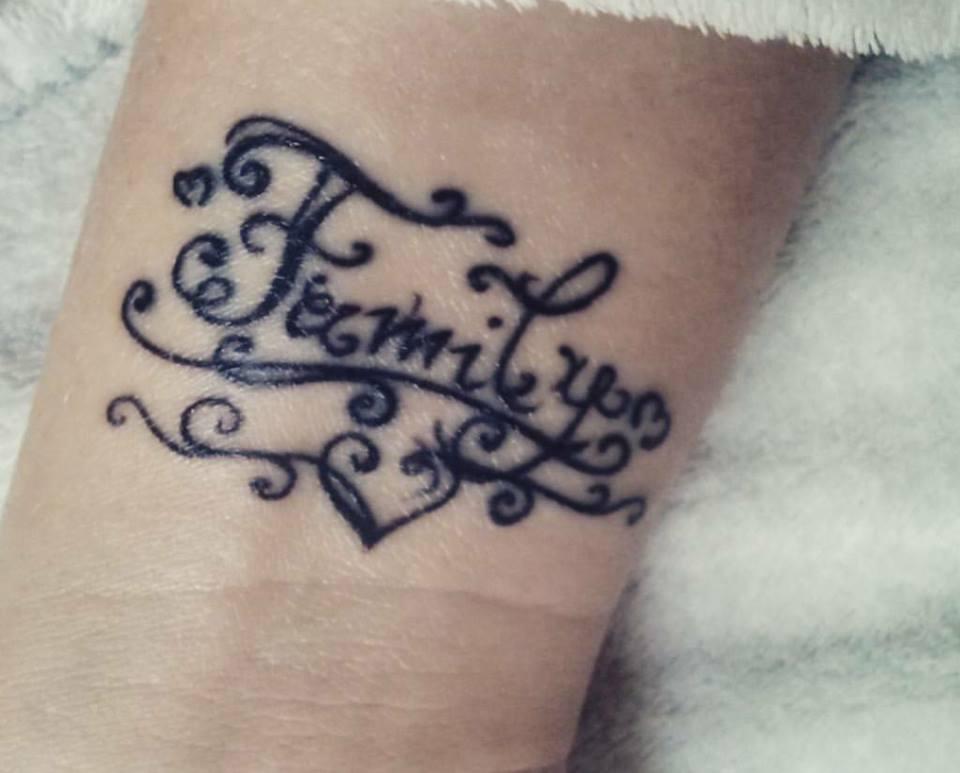 tatuaggi frasi famiglia