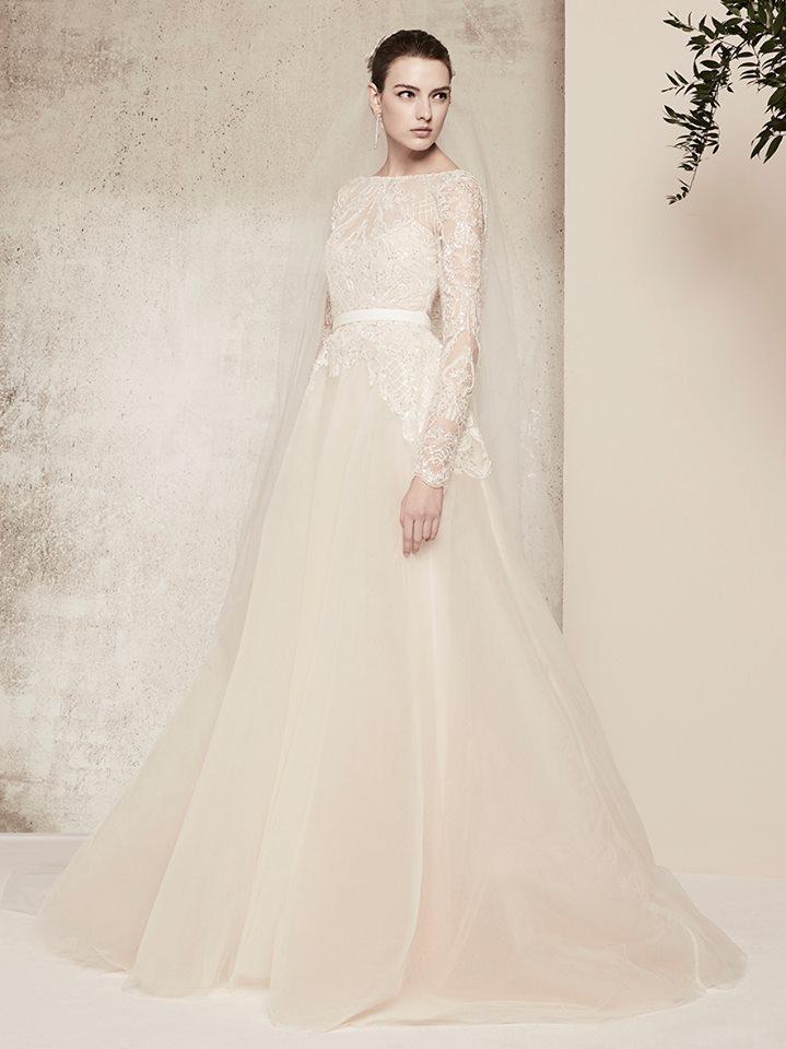 Abito da sposa gioiello