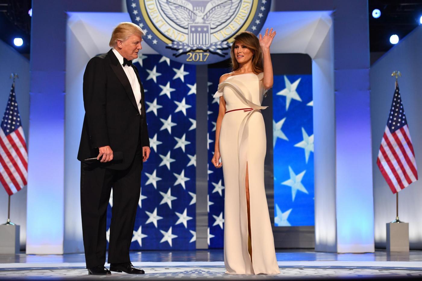Presidente Trump, Freedom Ball Ball a Washington