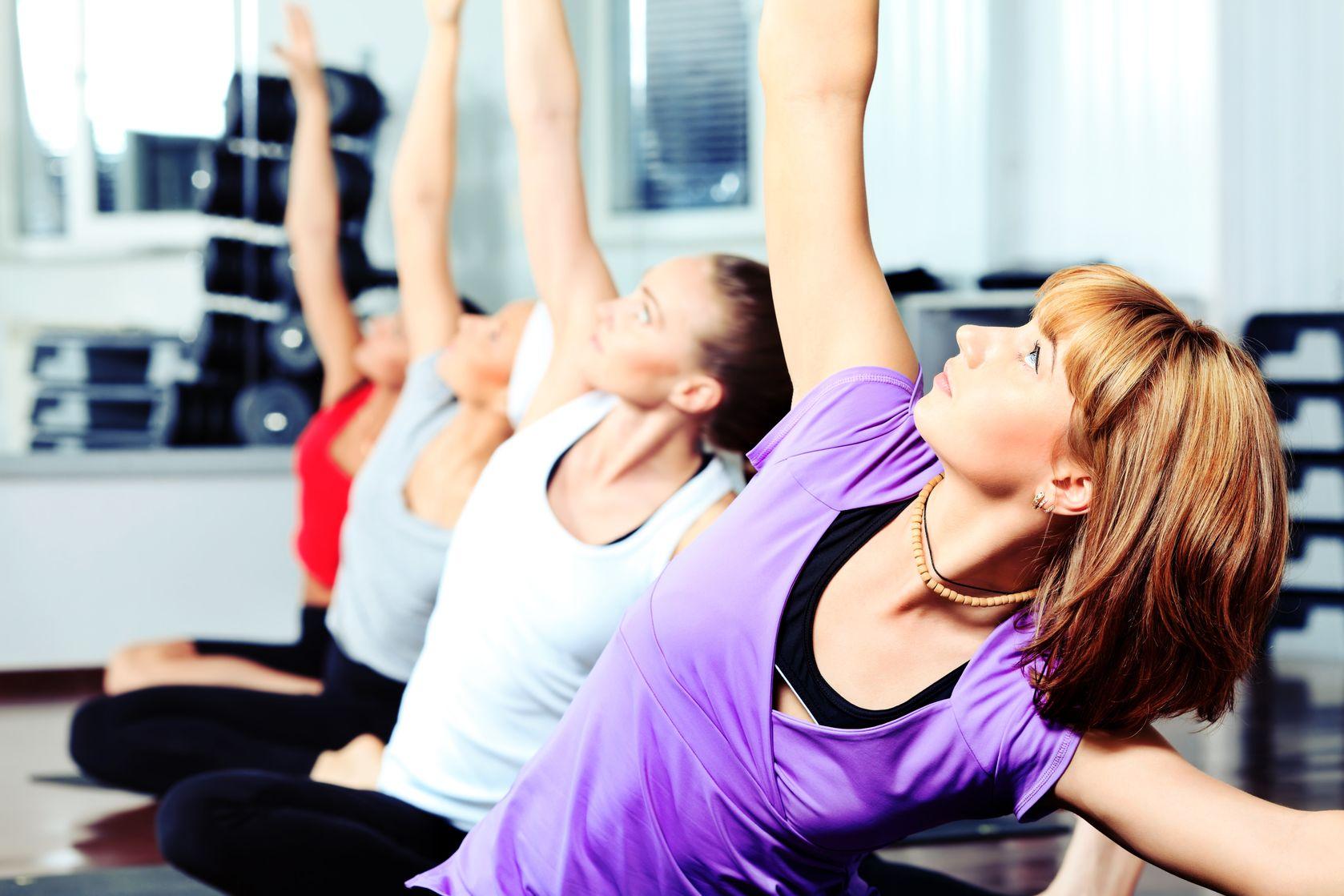 Pilates gli esercizi