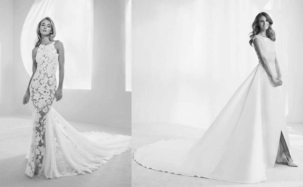 a4d309310f20 Abiti da sposa Atelier Pronovias 2018  la nuova collezione