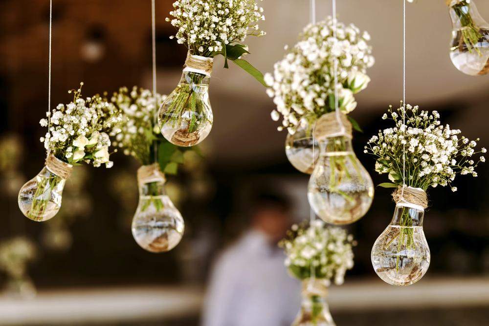 Addobbi matrimonio: palloncini, fiori e mille idee fai da te [FOTO]