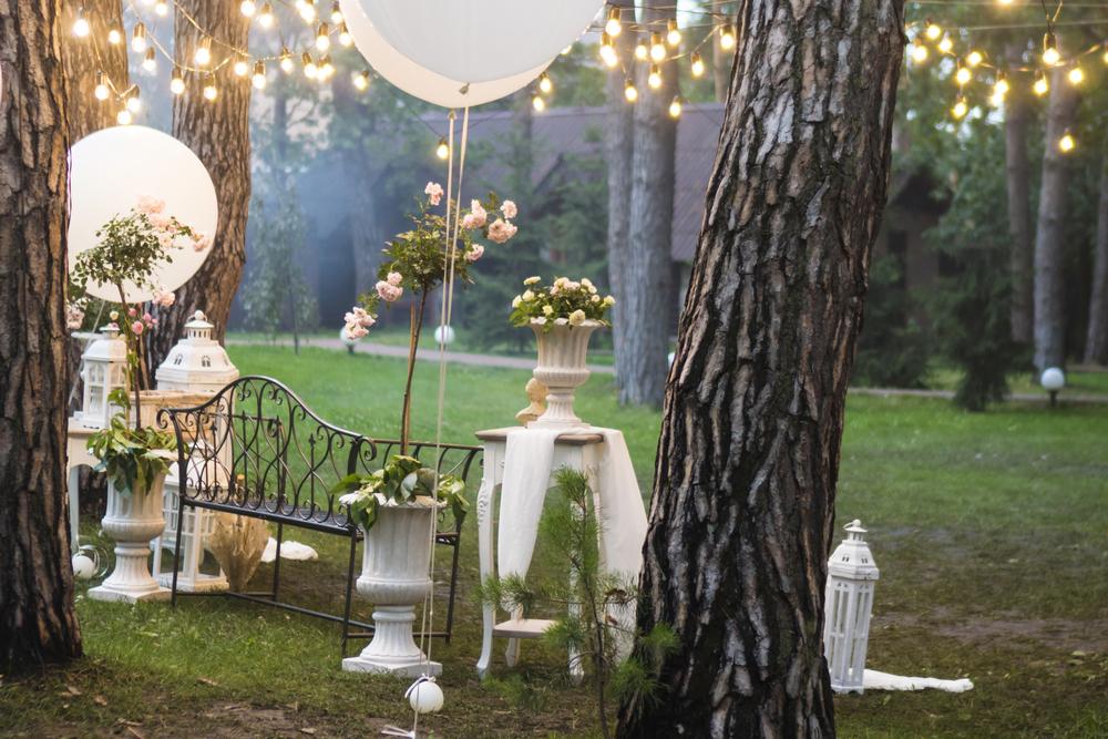 Addobbi matrimonio palloncini fiori e mille idee fai da for Addobbi per promessa di matrimonio