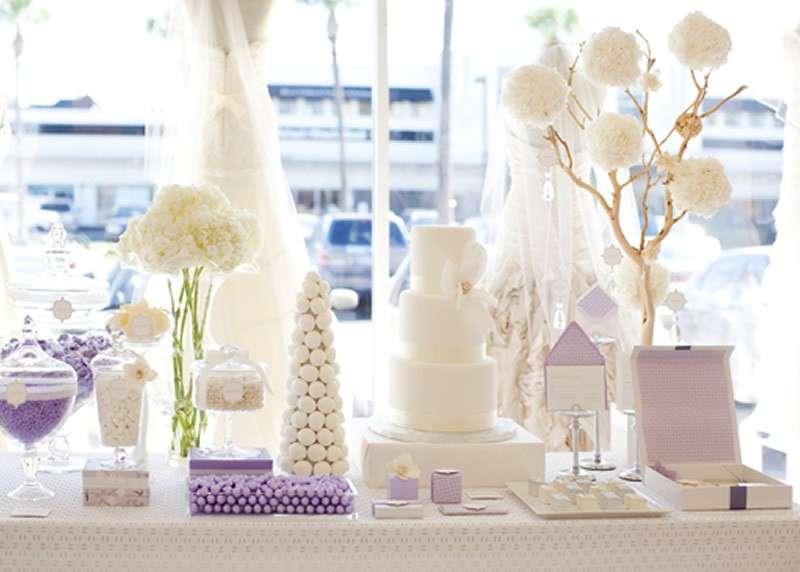 Decorazioni per il matrimonio color lavanda: tante idee per le tue nozze