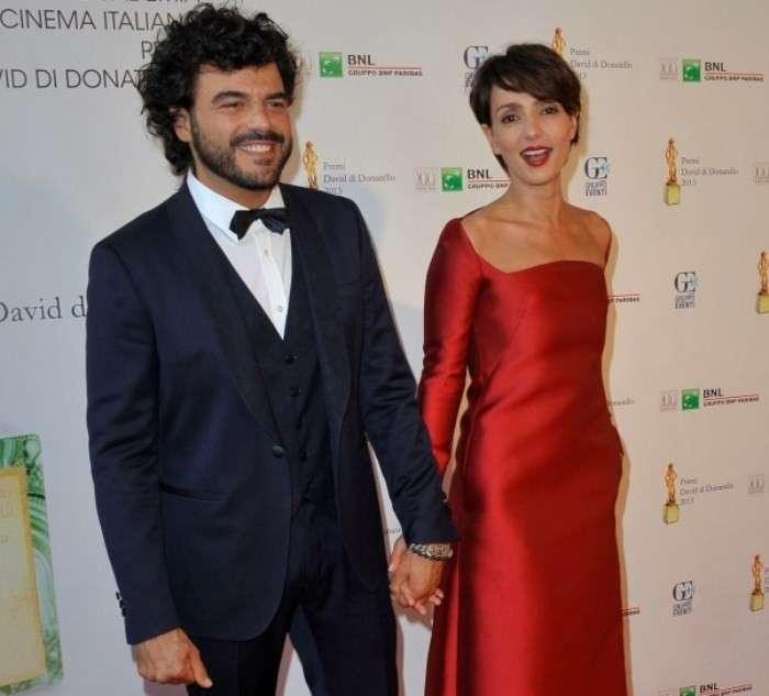 Ambra Angiolini e Francesco Renga
